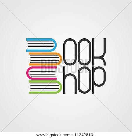 Book Shop emblem.