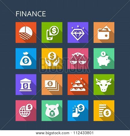 Business Finance Concept Icon