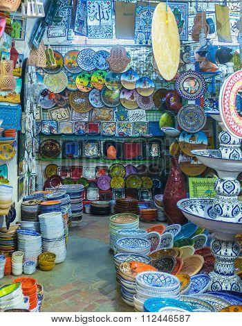 The Traditional Pottery