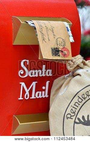 Mailbox To Santa