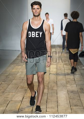 Greg Lauren - Rehearsal - Spring 2016 Collection