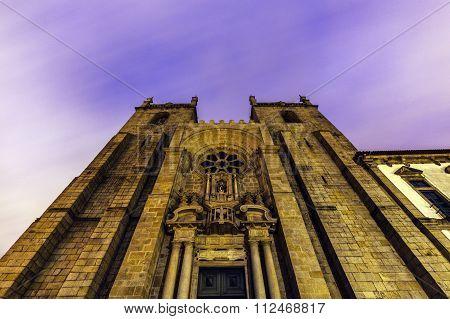 Se Cathedral In Porto