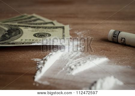 Dollars And Cocaine