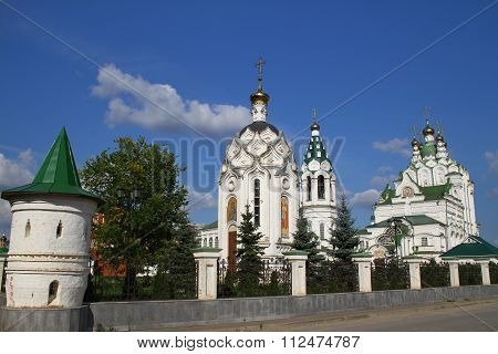 Trinity Church in Yoshkar-Ola
