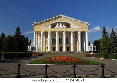 Mariysky National Theatre in Yoshkar-Ola