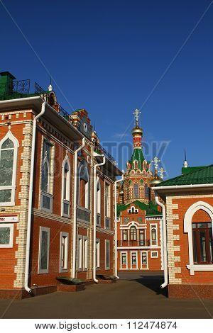 Yoshkar-Ola, Arkhangelsk Sloboda. Russia