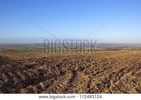 Winter Plow Soil
