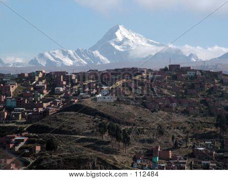 Mount Illimani