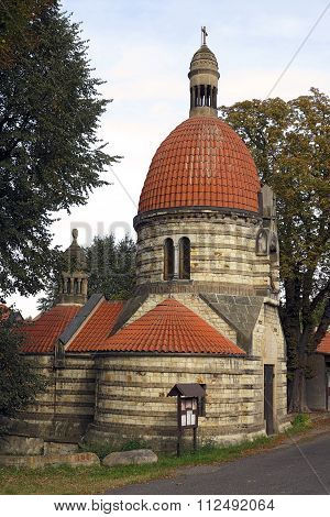 Chapel Of St Wenceslas