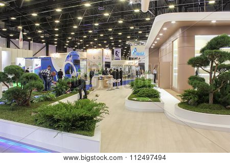 Ecological Zone Of The Gas Forum.