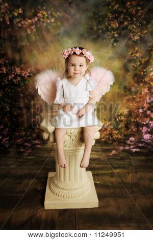 Sweet Toddler Angel