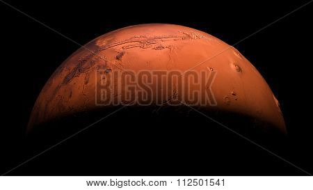 Mars Planet Solar System