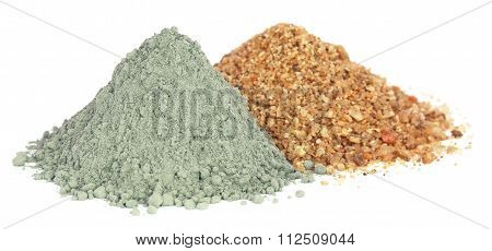 Grady Cement Powder With Gravel