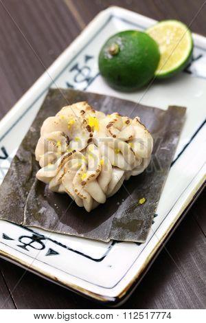 grilled cod milt, grilled soft cod roe, yaki shirako, japanese cuisine
