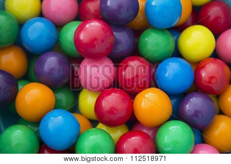 Gumballs background