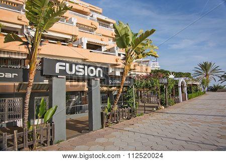 Figueretas Beach Boardwalk