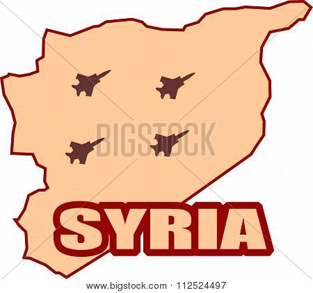 Jet Bomber Shadows Onsyria Map