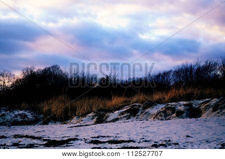 Crescent Beach, Cape Elizabeth, Maine