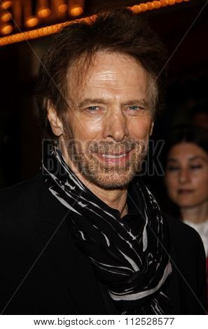 DISNEYLAND, CALIFORNIA - May 7, 2011. Jerry Bruckheimer at the World premiere of