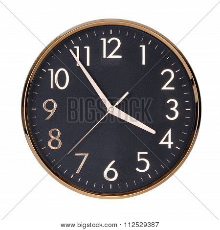 Five To Four On A Clock Face