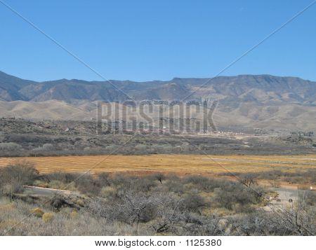 Salz und Kupfer-Felder