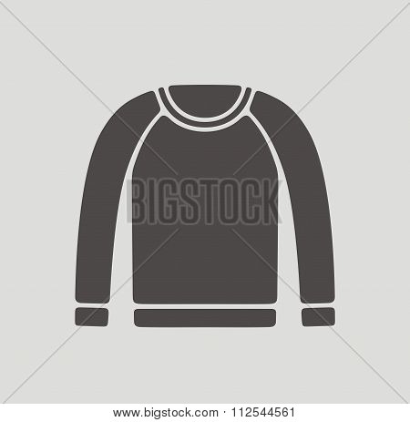 Jumper For Men Icon On Background