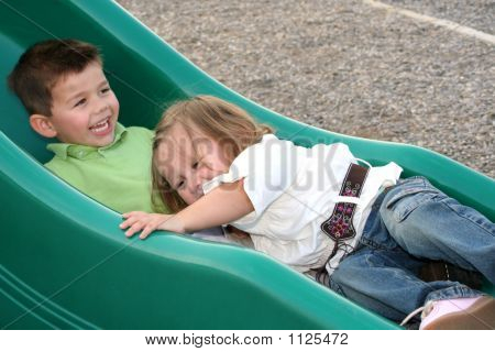 Sliding Siblings 5