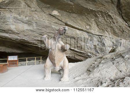 Cueva Del Milodon Natural Monument Giant Sloth