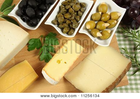 Cheese And Pickles