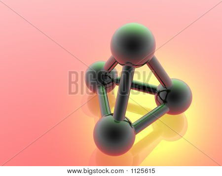 Render Of Molecule