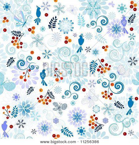 Winter Effortless Pattern