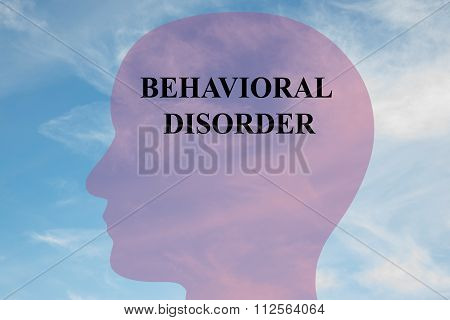 Behavioral  Disorder Concept