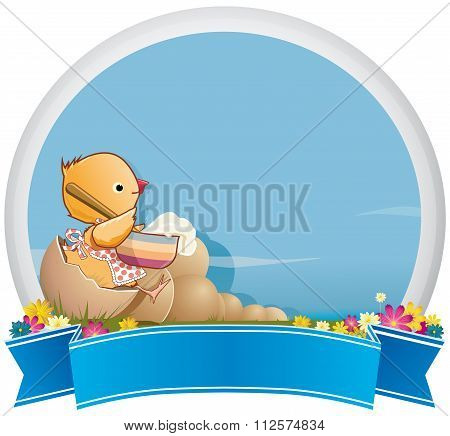 Confectionery Background
