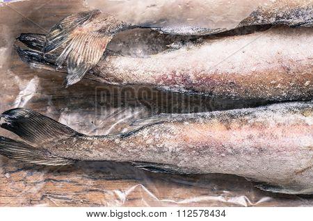 Tails Frozen Fish Pollock