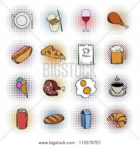 Fast food icons. Fast food icons art. Fast food icons web. Fast food icons new. Fast food icons www. Fast food icons app. Fast food set. Fast food set art. Fast food set web. Fast food set new