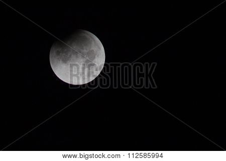 lunar eclipse phase 1