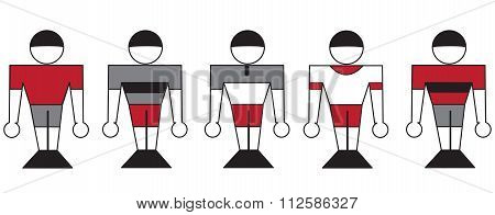 Symbolic Sports Team
