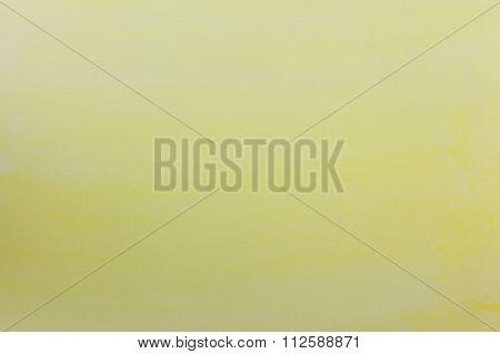 Beautiful Yellow Glaze