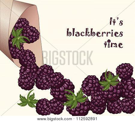 Raspberry Time background