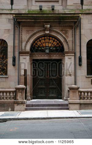 Athenaeum Doors