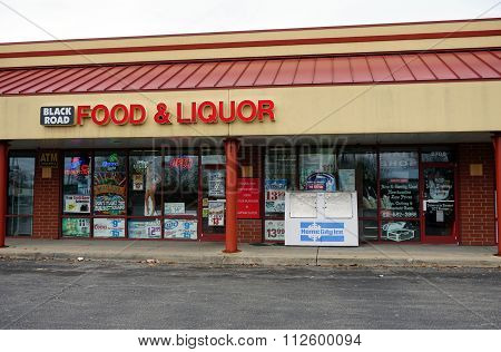 Black Road Food & Liquor