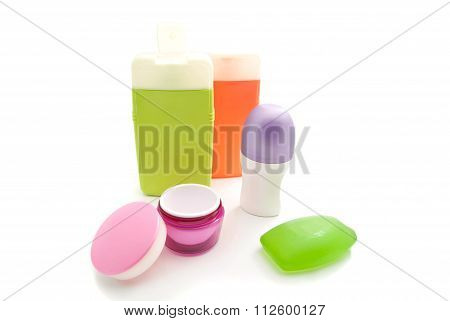 Shower Gel And Other Toiletry