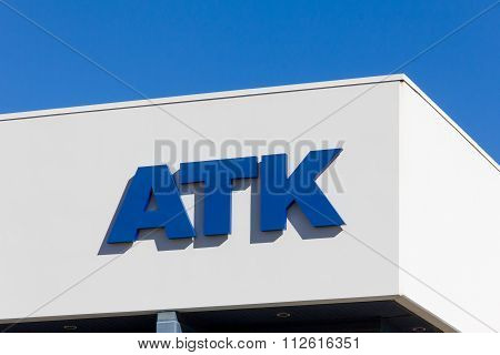 Atk Services Exterior And Logo