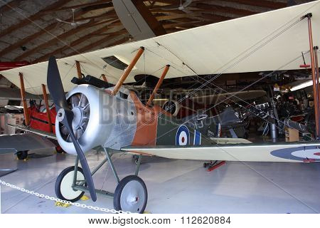 Sopwith Camel Replica