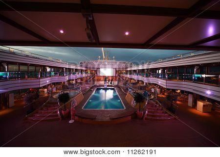 Costa Deliziosa - the newest cruise ship