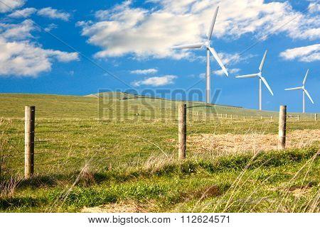 Kiama Countryside Wind Turbines