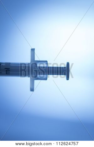 Insulin Medication U-40 Syringe