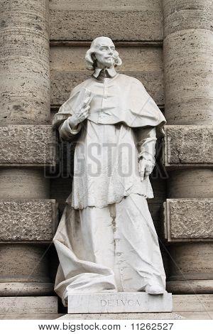 Statue of philosopher