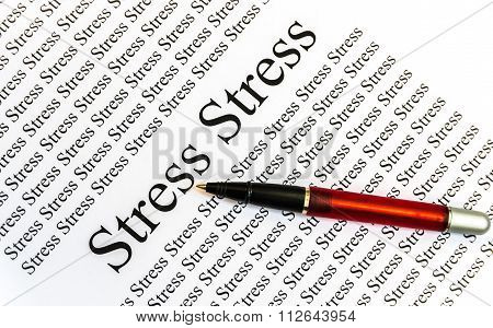 Stress On Paper