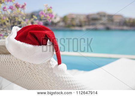 Christmas holidays travel concept